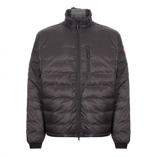 Canada Goose Lodge Jacket | 5056M 712 Black / Grey