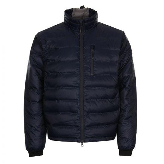 Canada Goose Lodge Jacket 5056M Black/Blue