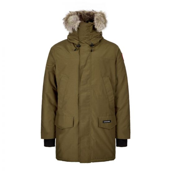 Langford Parka - Green