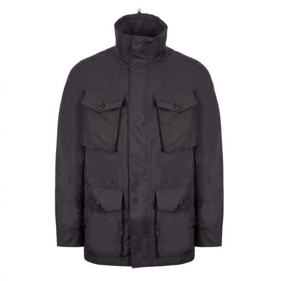 Canada Goose Stanhope Jacket - Black  21636CP 0