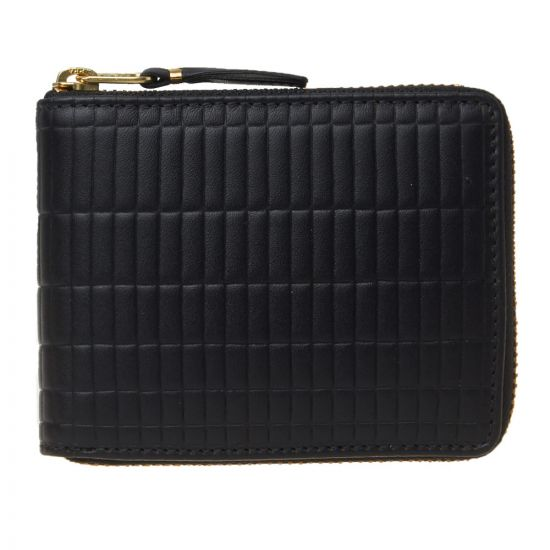 Comme des Garcons Wallet   SA7100BK Black