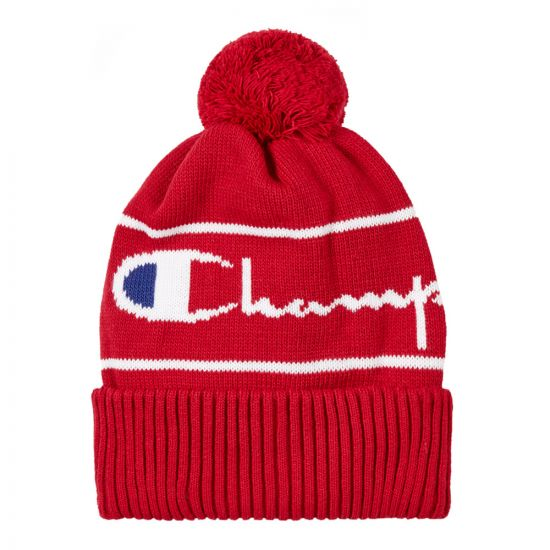 Champion Beanie | 804713 RS517 RDD Red