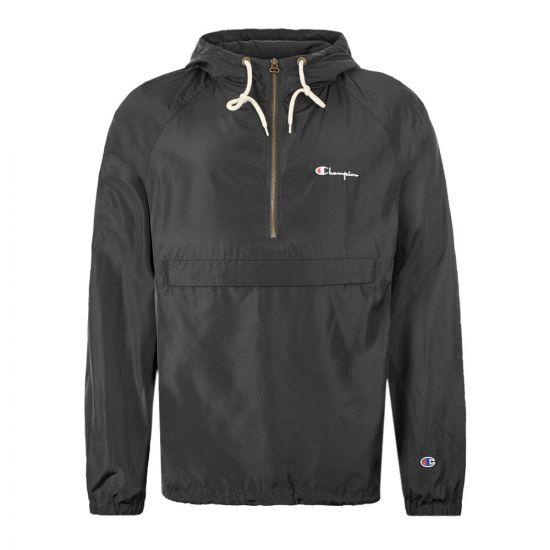 Champion Hooded Jacket 213675 KK001 NBK Black