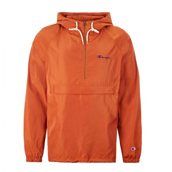 Champion Hooded Jacket 213675 MS053 BBO Orange