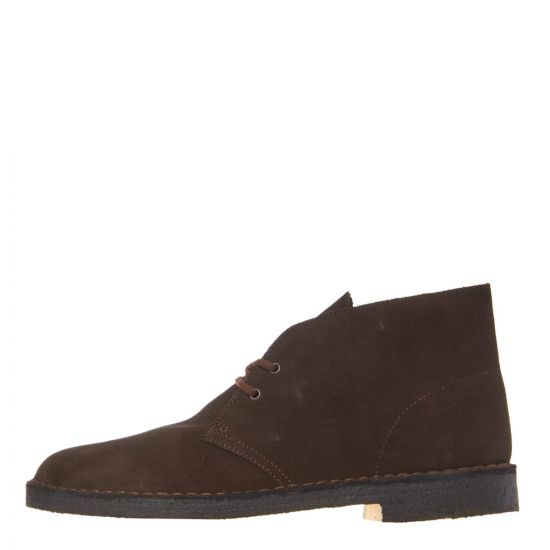 Clarks Originals Desert Boots 26138229 Brown Suede
