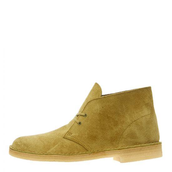 clarks originals desert boots 26144162 khaki suede