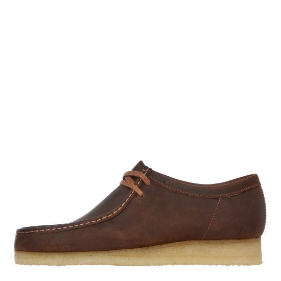 Wallabee Shoes – Beeswax Brown