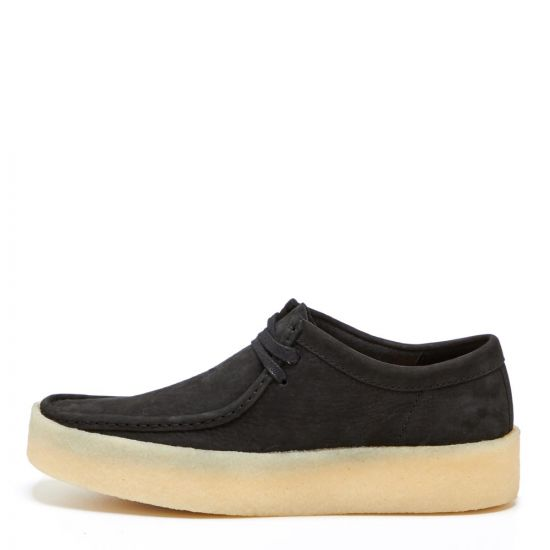 Clarks Originals Wallabee Cup Shoes   26158144 Black