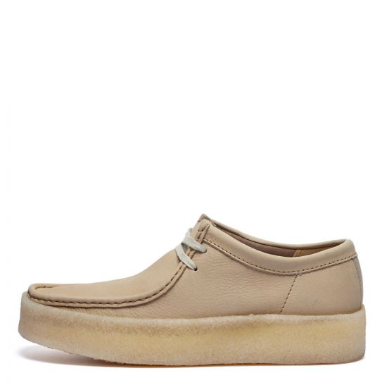 Clarks Originals Wallabee Cup Shoes | 26160517 Maple Nubuck | Aphrodite1994