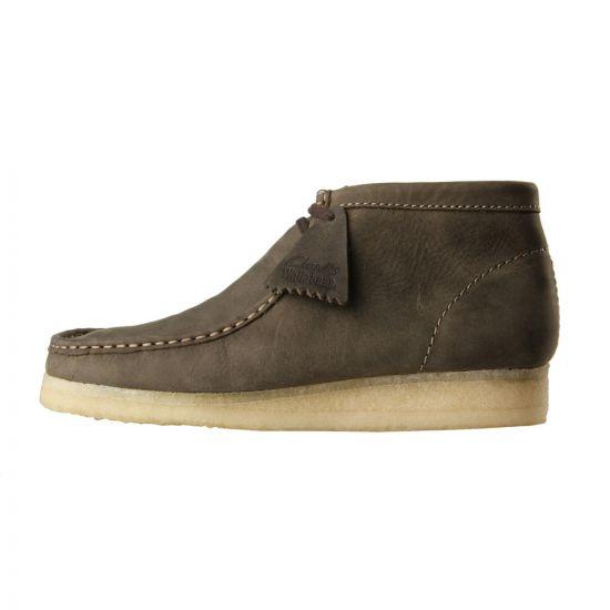 Wallabee Boots - Dark Green