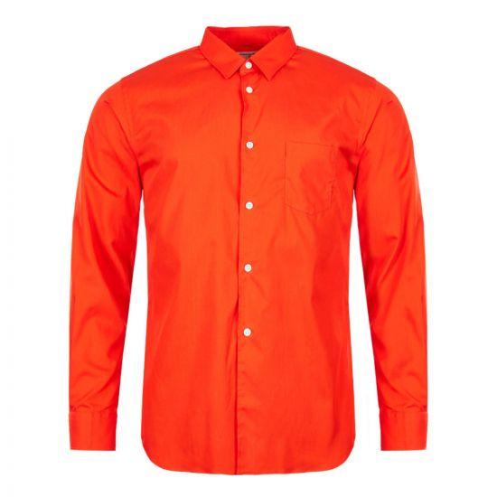 Comme des Garcons SHIRT BOYS Shirt |  S27906|4 Red