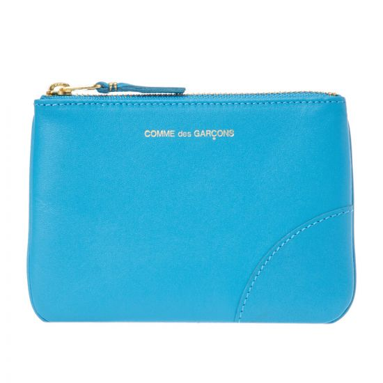 Comme des Garcons Wallet Classic | SA8100 Blue