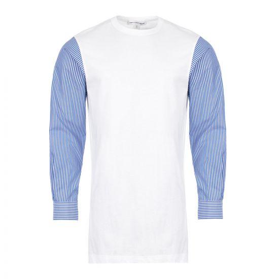 Comme des Garcons SHIRT T-Shirt   S27052 1 White   Aphrodite1994