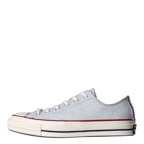 Converse Chuck Taylor 1970s Ox Premium Leather White Navy Egret 151155C