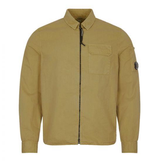 CP Company Overshirt   MSH173A 002824G 392 Cornstalk   Aphrodite1994