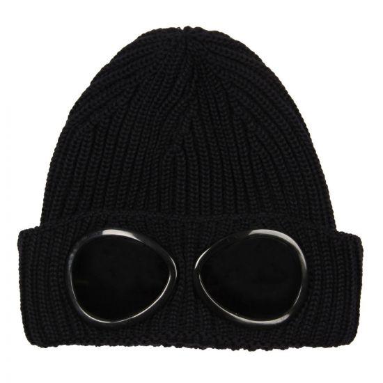 CP Company Goggle Hat CPUA05261003321895 Navy