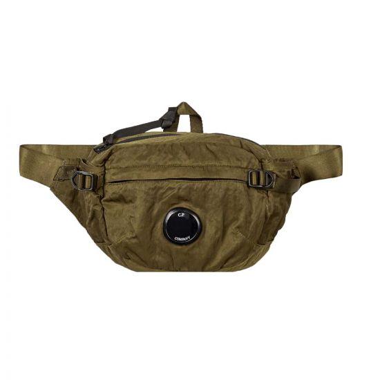 CP Company Bum Bag | MAC108A 005269G 683 Ivy Green