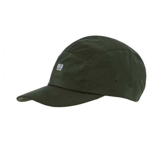 CP Company Cap Baseball   MAC098A 005434A 677 Olive