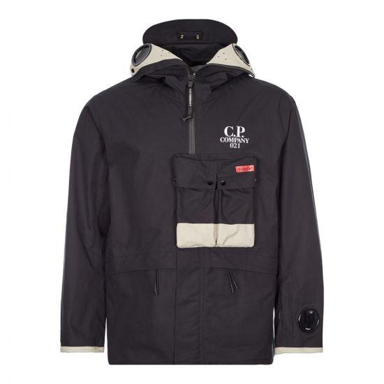 cp company explorer jacket ventile MOW003A 005969A 999 black