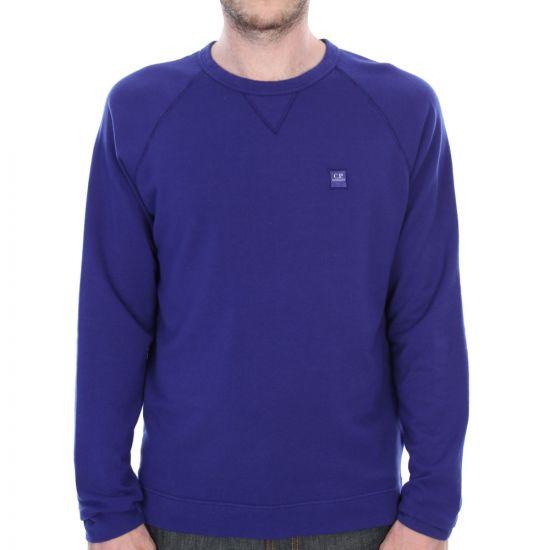 Logo Sweater - Blue
