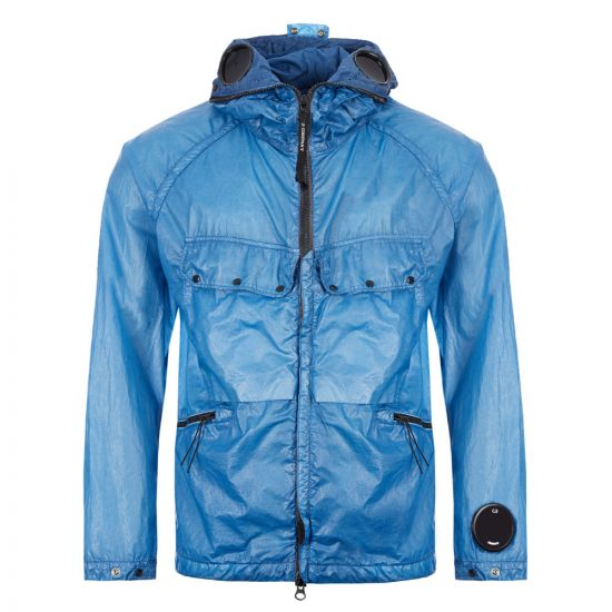 CP Company Hooded Jacket – Blue 21148CP 0