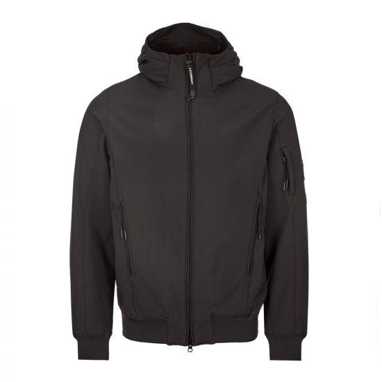 CP Company Jacket Soft Shell MOW013A 005242A 999 Black