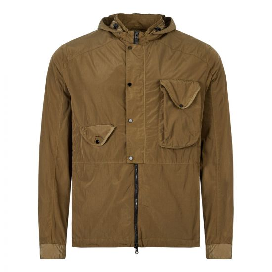 CP Company Overshirt | MOS144A 00 5148G 661 Olive
