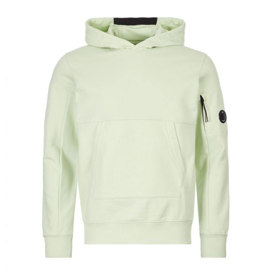 cp company hoodie MSS032A 005160W 604 green