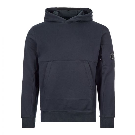 cp company hoodie MSS032A 005160W 888 navy