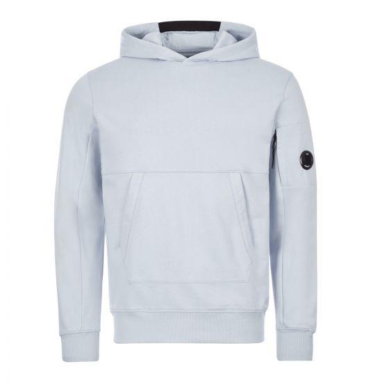 cp company hoodie MSS032A 005160W 817 light blue