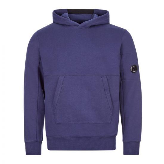 cp company hoodie MSS032A 005160W 878 blue