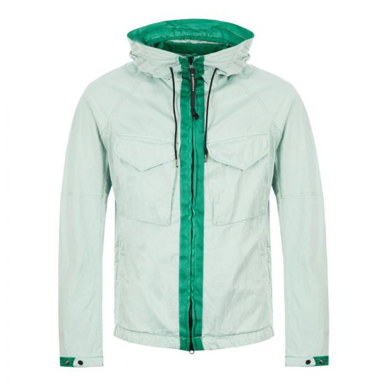 CP Company Goggle Jacket – Green 21147CP 0
