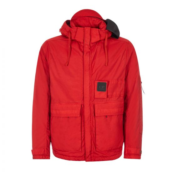 CP Company Jacket Urban Protection Taylon P MOW093A 005782G 486 Red
