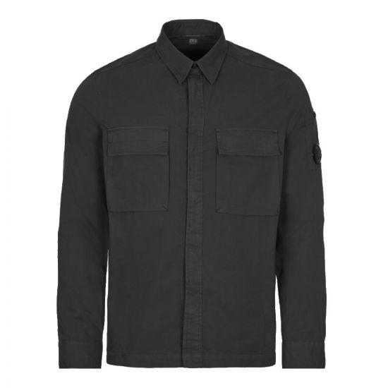 CP Company Shirt | Black | Aphrodite