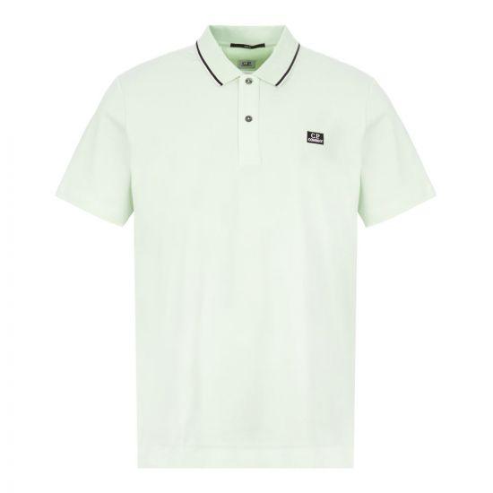 CP Company Polo Shirt - Green 22056CP -1
