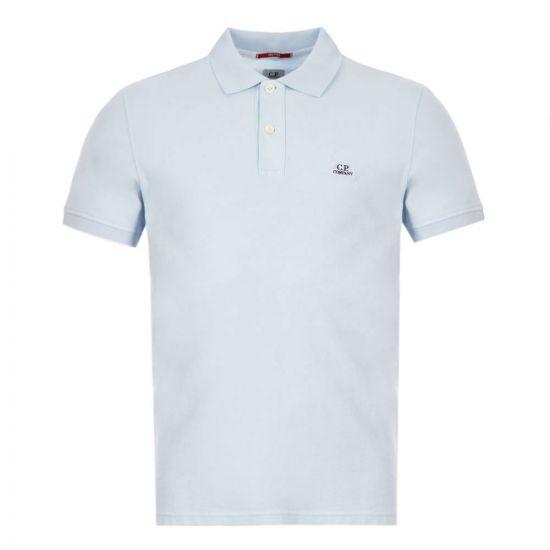 Polo Shirt Logo – Blue