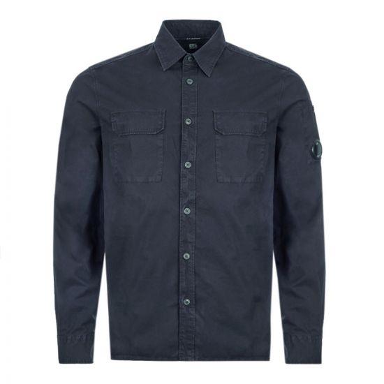 CP Company Shirt - Navy 21407CP -5