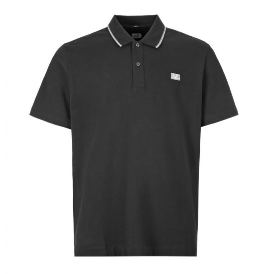 CP Company Polo Shirt - Black 22058CP 0