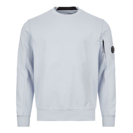 CP Company Sweatshirt | MSS014A 005160W 817 Light Blue