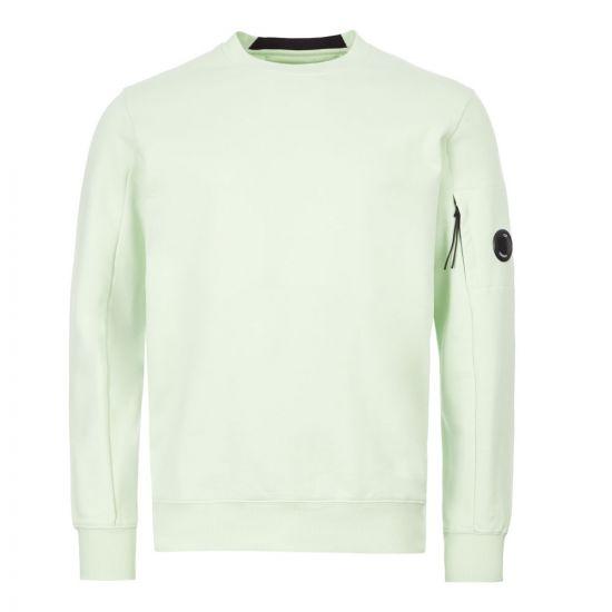 CP Company Sweatshirt – Light Green 21154CP -1