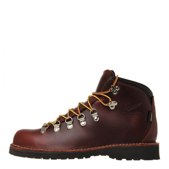 Danner Mountain Pass Boots 33280 Dark Brown