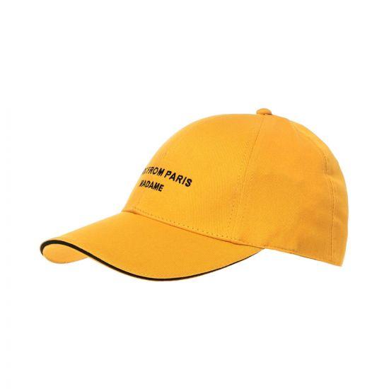 Cap – Yellow
