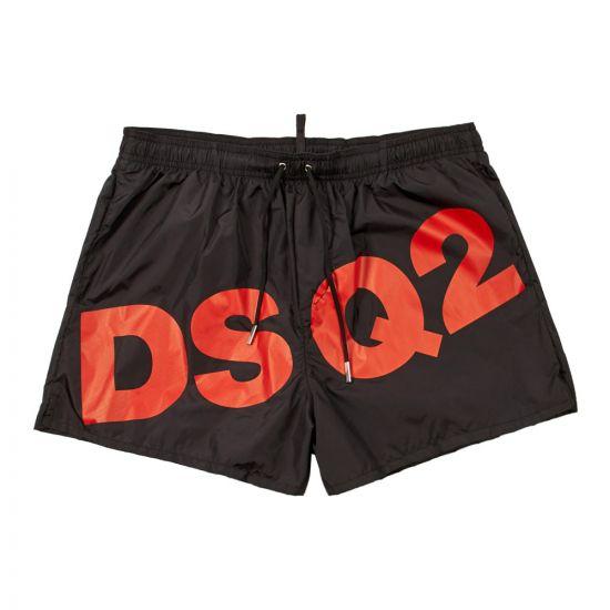 DSquared Swim Shorts D78642360 204 Black