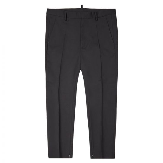 DSquared Trousers – Black 21324CP -1