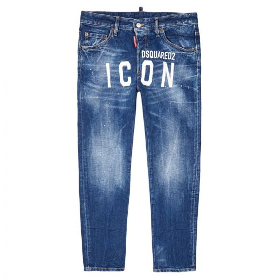 DSquared Skinny Jeans – Blue 21350CP 0