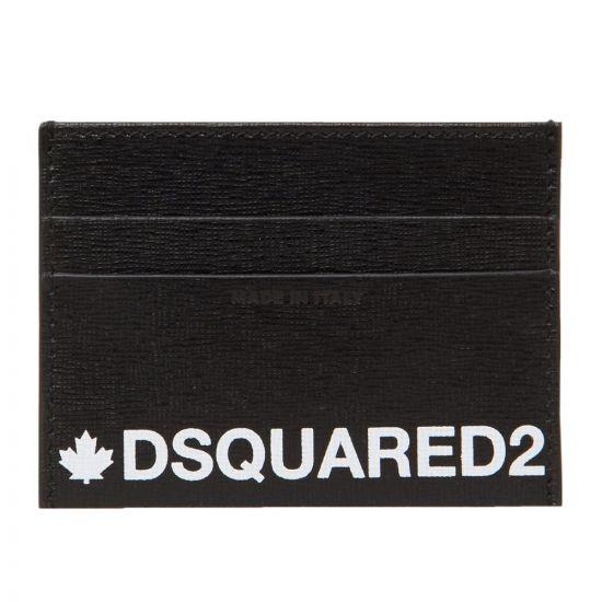 DSquared Card Holder CCM000101 501685 M063 Black