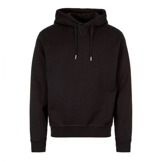 DSquared Icon Hoodie S47GU0353 S25042 968 In Black