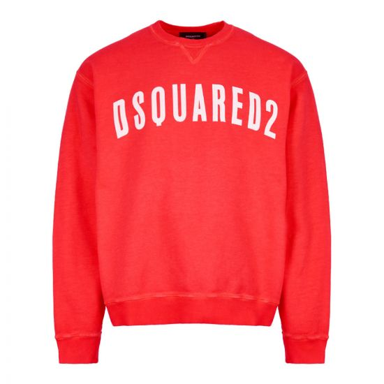 DSquared Sweatshirt S74GU0357|S25030|313 In Pink