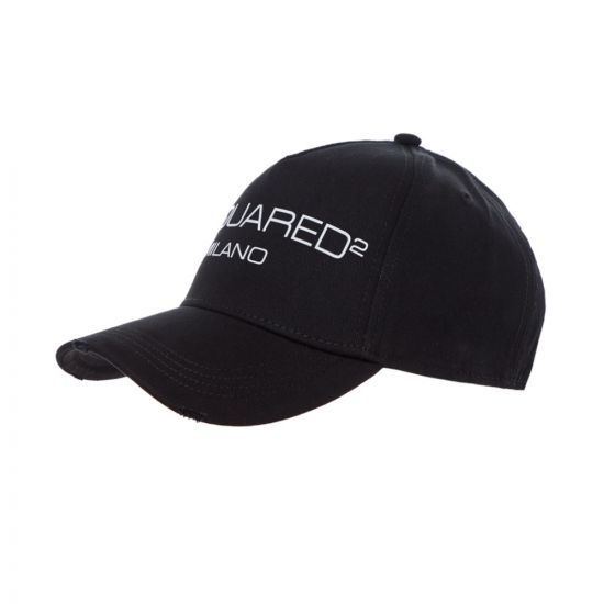 DSquared Cap Milano – Black 21345CP -1