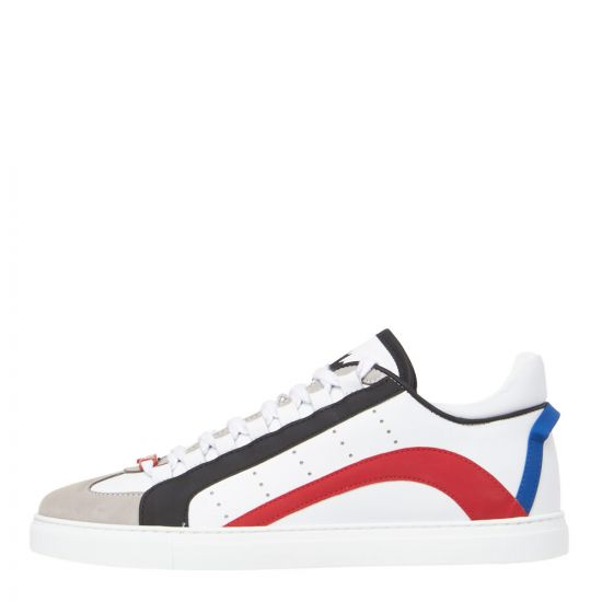 DSquared Sneakers 551 SNM00060 1501454 M244 White